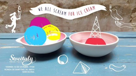 We all scream for ice cream! - exhibition