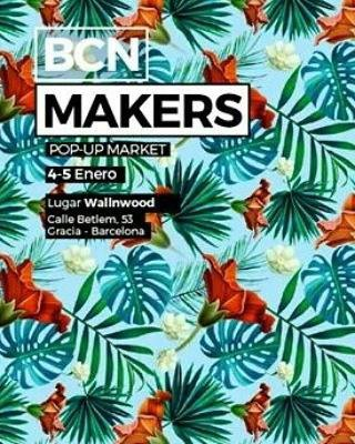 bcn makers pop-up market